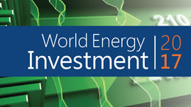 World Energy Investment 2017 cover image