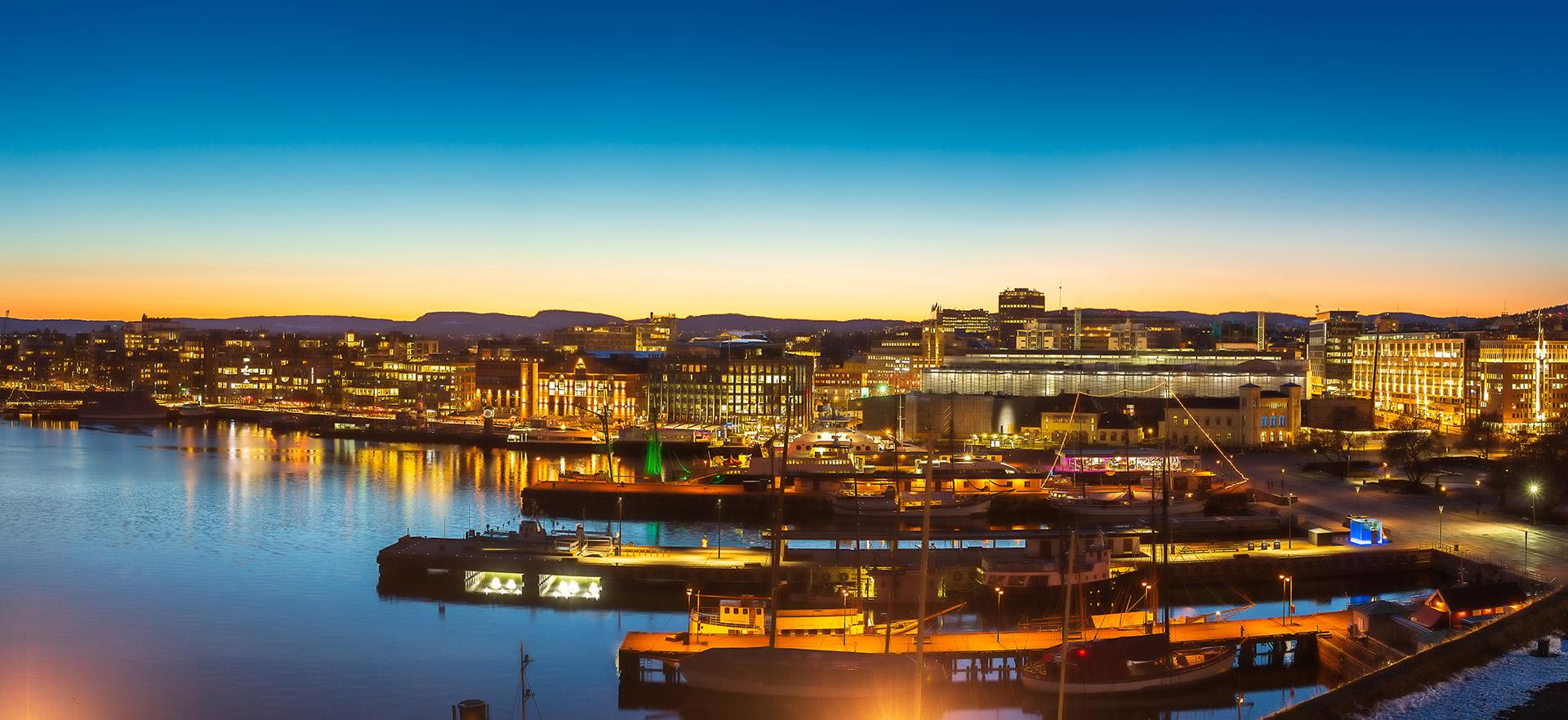 2020 Oslo Meeting