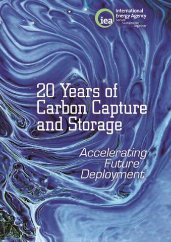 20 Years of Carbon Capture and Storage cover image