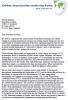CSLF Letter image