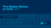 2017 Global Status of CCS report cover